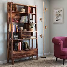Bookshelf at UPTO 40% OFF: Modern Book Rack designs Online ...