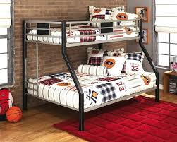 beds metal bunk beds twin full bed gray black buy with desk k88 black