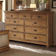 distressed white wood furniture. Distressed Pine Drawer Dresser Willow By Progressive Furniture For Wood Designs 6 White