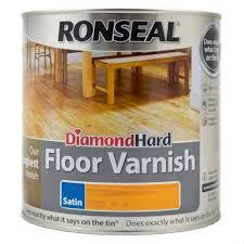 Ronseal Varnish Colour Chart Ronseal Diamond Hard Coloured Floor Varnish