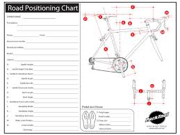 Road Positioning Chart Park Tool