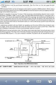 msd box shiftlight rpm switch chevy nova forum this is the diagram msd has to offer where would the white gray and yellow wires go i know the gray and white will go to the shift light it has a