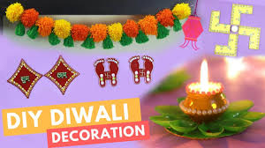 diy 5 best diwali room decoration ideas 2017 diywithdhwani