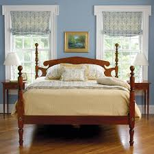 Reproduction Bedroom Furniture Cannonball Bed Eldred Wheeler