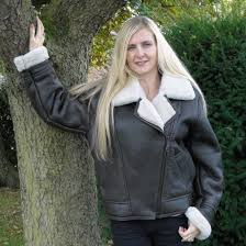 las leather and sheepskin coats and jackets