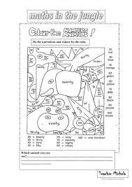 Kids : Kindergarten Worksheets Worksheet Example Maths English Esl ...