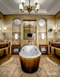 St Regis Luxury Hotel Singapore Suite Bathroom Travoh