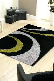 black and lime green rug grey notes collection 7 est rugs rugby shirt black white green area rug
