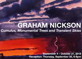graham nickson ulus monumental trees and transient skies new york studio school of drawing painting and sculpture