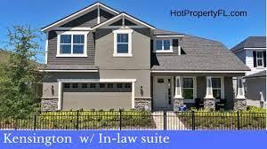 new model home ocoee fl in law suite
