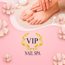 vip nail spa find your spa