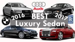 Top Best Luxury Sedan Cars Youtube