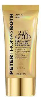 <b>Крем</b>-<b>хайлайтер для лица 24K</b> Gold Pure Luxury Lift & Firm Prism ...