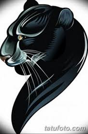 пантера эскиз тату для девушек 08032019 020 Tattoo Sketches