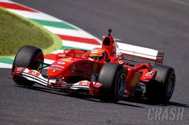 Even if they do, it won't matter, for this machine will always now hold a place in my heart. Mick Schumacher Demos Father Michael S F1 Title Winning 2004 Ferrari F1 News