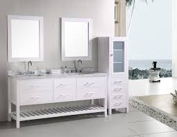 white shaker bathroom vanity. 72\ White Shaker Bathroom Vanity Y
