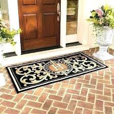 elegant front door rug at inside classy design the ideas of indoor rugs various in entry