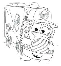Big Truck Coloring Pages Big Truck Coloring Pages Trucks Free