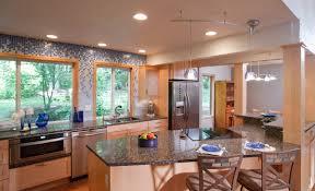 Open Floor Plan With Small Kitchen Ideas Pictures Remodel And - Open floor plan kitchen
