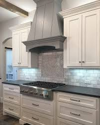 white kitchen with grey hood paint color white kitchen with grey hood paint color