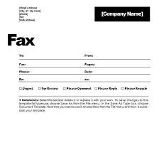 Printable Fax Sheet Printable Fax Cover Sheet Template