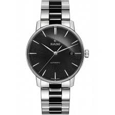 buy the men s rado r22860152 watch british watch company rado men 039 s coupole classic steel amp