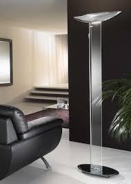luxurious lighting ideas appealing modern house. Appealing LED Uplighter Floor Lamp With Modern Uplighters Lamps Regarding Kolarz Delphi Chrome Luxurious Lighting Ideas House O