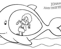 Coloring Pages Of Jonah And The Whale Trustbanksurinamecom
