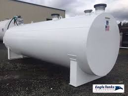 Eagle Tanks 1 000 Gallon Double Wall Horizontal Ul 142 Above Ground Tank For Sale Aumsville Or 9029451 Mylittlesalesman Com