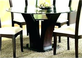 glass top for dining table dining glass table top round or square dining table for small