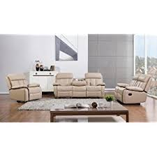 Amazon American Eagle Furniture 3 Piece Dunbar Collection