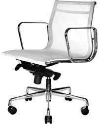 office chair upholstery. Simple Upholstery Reed MidBack Mesh Desk Chair Upholstery White Throughout Office Upholstery