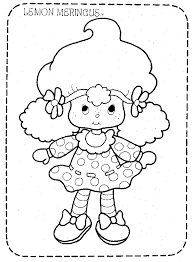 coloring book strawberry shortcake bonnie jones Álbuns da web do picasa