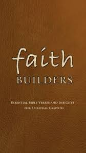 Spiritual Growth Quotes Best Faith Builders Essential Bible Verses Quotes And Hymns For