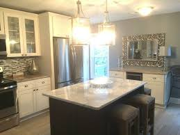rta shaker cabinets. Black And White Kitchen With Frosted Cabinets Rta Shaker C