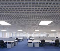 open ceiling lighting. SAS800 Trucell. Open Cell Ceilings Ceiling Lighting