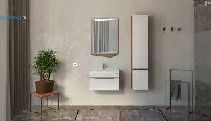 <b>Комплект</b> мебели Velvex <b>Crystal</b> Cub 60 <b>подвесная</b> темный лен ...