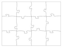 Esl English Powerpoints Puzzle Layout