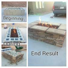 full image for outdoor gas fire pit canada lynn matthews easy to build outdoor fire table