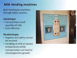 Benefits Of Vending Machines Magnificent Uncovering The Benefits Of Packaged Milk