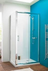 premier pacific 1100 x 900 sliding door shower enclosure