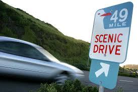 a aour along san francisco 49 mile scenic drive