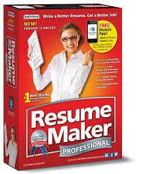 Resume Making Software Free Download Amazon ResumeMaker Professional Deluxe 24 [Download] Software 18