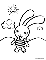 Small Picture Rabbit toy coloring pages Hellokidscom