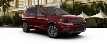 2019 Jeep Grand Cherokee Color Chart 2019 Jeep Cherokee Limited Edition Models