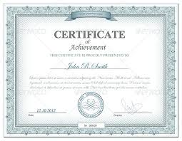 Certificate Of Excellence Template Word Cool Free Indesign Certificate Of Appreciation Template