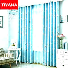 Navy Blue Curtains For Bedroom Amazing Blue Bedroom Curtains And ...