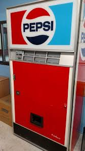 Lacrosse Vending Machine Stunning 48s Pepsi Machine Pepsi Machine's And Other Items Of Interest
