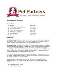 Sample Of Agenda Meeting Sample Agenda And Talking Points Pet Partners