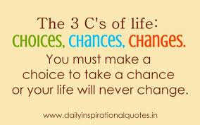 Life Choices Quotes